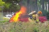 V létě bylo nejvíce požárů za posledních dvacet let
