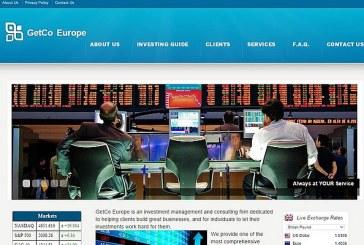 FCA varuje před klony firem Getco Capital a Fidelity Investments
