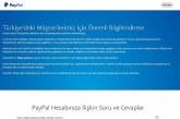 Paypal přestane obsluhovat turecké klienty