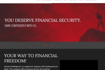 FSMA varuje před Questra Holdings