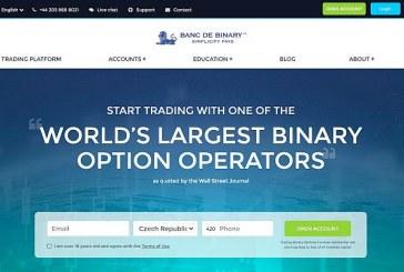 Banc de Binary přišel o licenci v Belize