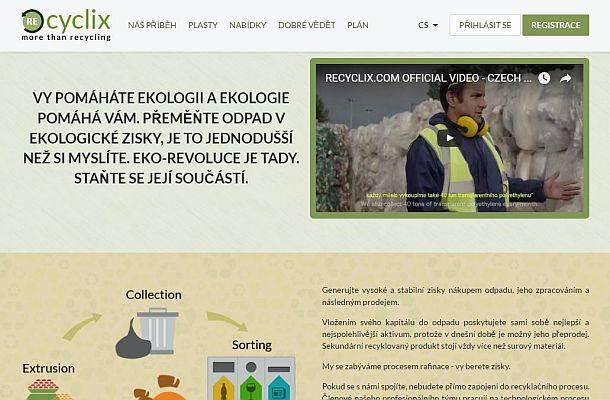 CONSOB zakázal působení společnosti Recyclix