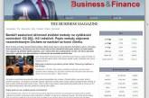 Pozor na podvod Milana Thomase a Business Magazine