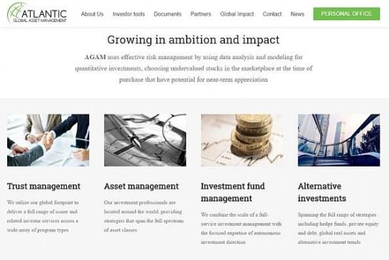 FCA varuje před Atlantic Global Asset Management (AGAM) a Questra World