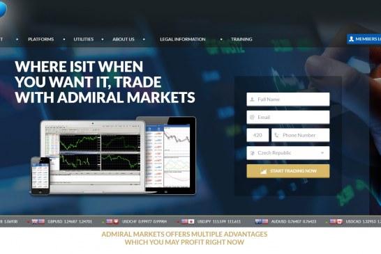 AMF varuje před klonem Admiral Markets a třemi brokery
