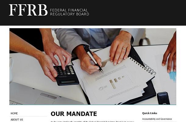Federal Financial Regulatory Board