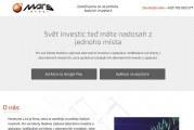 Mars Invest nemá oprávnění poskytovat služby v ČR