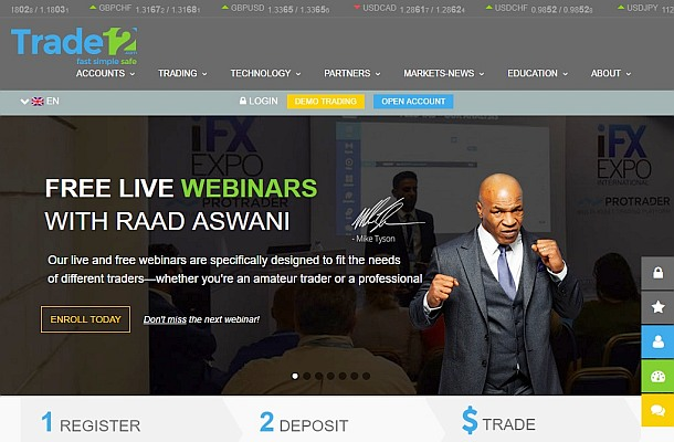 CNMV varuje před brokery Binomo a Trade12