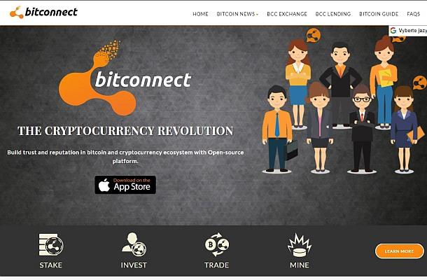 Bitconnect podvod