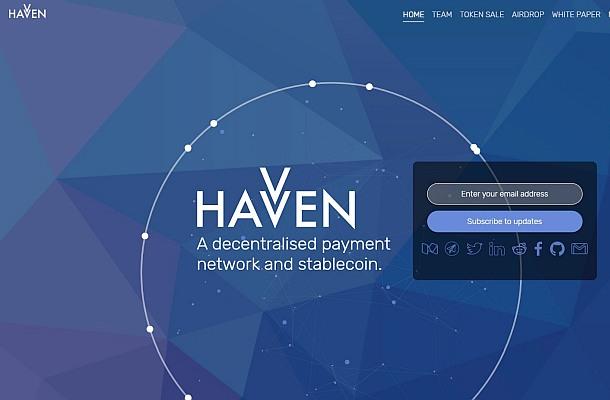 Havven chce nahradit problematický Tether, kryptoměnu rozdá zadarmo