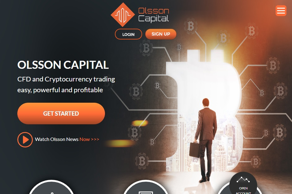 FCA varuje před Olsson Capital