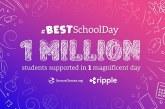Ripple daroval 29 milionů dolarů v XRP na školní projekty