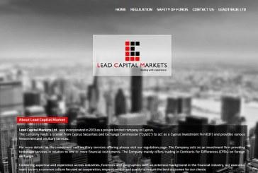 Lead Capital Markets dostal pokutu od kyperského regulátora