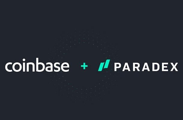 Coinbase a Paradex
