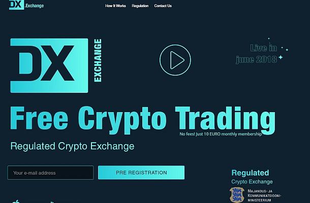 Kryptoměnová burza DX staví na technologii Nasdaqu