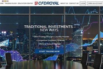 CONSOB zasáhl proti PlatinumsTrade, CFD Royal a Market GBP