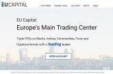 FCA varuje před brokerem EU Capital