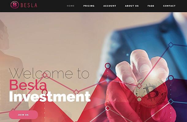 FCA varuje před Besla Investment