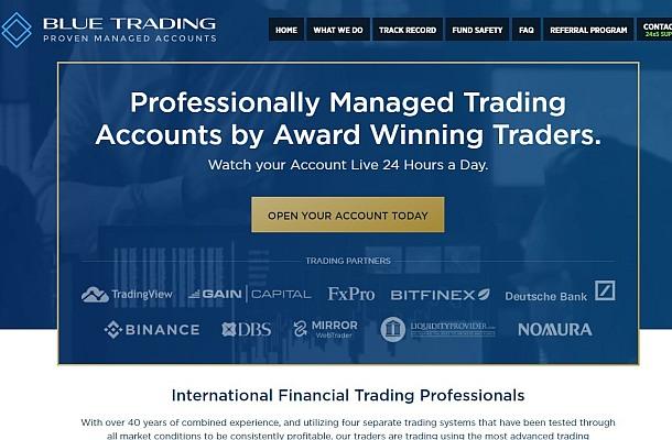 Pozor na Blue Trading, CoinBig, Trade WFX a Rbinary