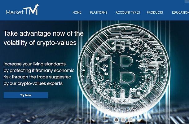 Market TM a AXE Crypto Currency na černé listině CONSOBu