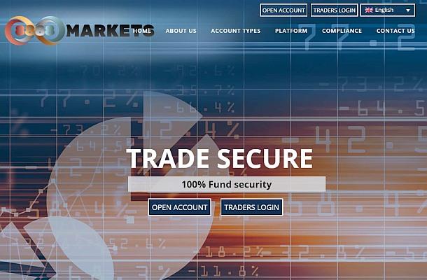 Irská centrální banka varuje před 8888Markets