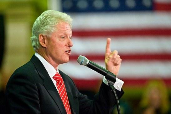Na letošním Swellu Ripplu vystoupí mimo jiné Bill Clinton