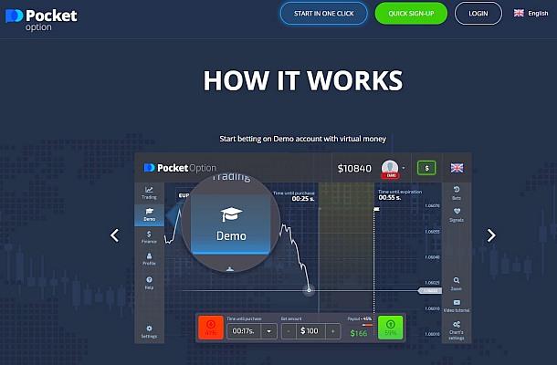 Pocket Option broker