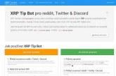 Populární XRP Tip Bot se dočkal českého překladu