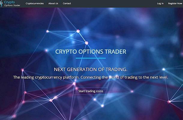 FCA varuje před Crypto Options Trader a KontoFX