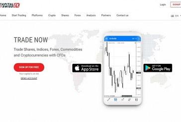 Švýcaři varují před Capital Swiss FX a FSMsmart