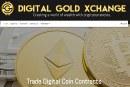 FCA varuje před Digital Gold Xchange