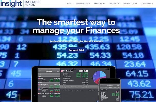 Insight Managed Funds je nelegální klon, zjistila FCA