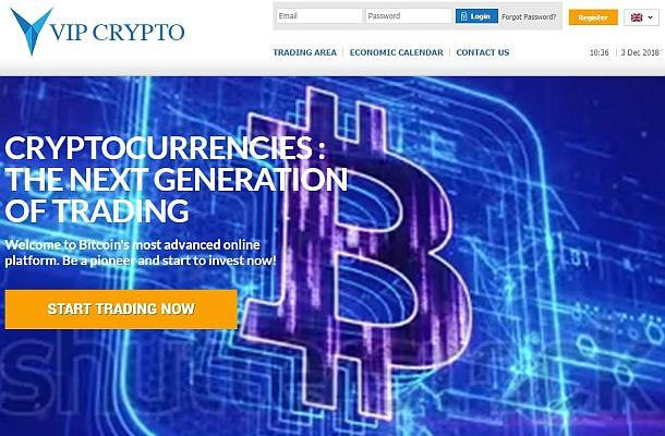 FCA varuje před VIP Crypto a Cryptonix Team