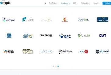 Ripple oznámil nové partnery využívající kryptoměnu XRP, je mezi nimi i banka