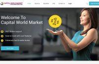 Capital World Market broker
