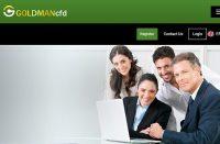 Goldman CFD broker