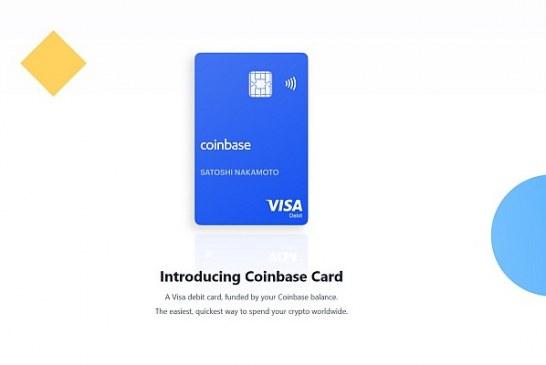 Jak kryptoměnová platební karta Coinbase nedává vůbec žádný smysl