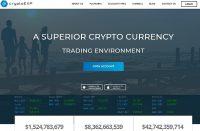 CryptoEX broker