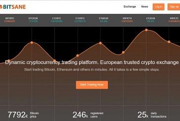 Kryptoměnová burza Bitsane zmizela i s penězi klientů
