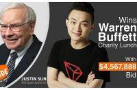 Justin Sun - Warren Buffett