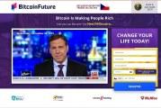 Bitcoin Future, Bitcoin Era a Bitcoin System jsou další kryptoměnové podvody