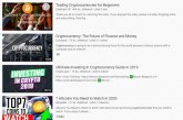 Youtube výrazně zasáhl proti kryptoměnovým videím, teď se snaží situaci napravit