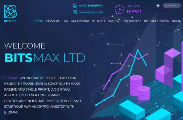 Pozor na Goldmans Banc, BitsMax a Cryptopmarket