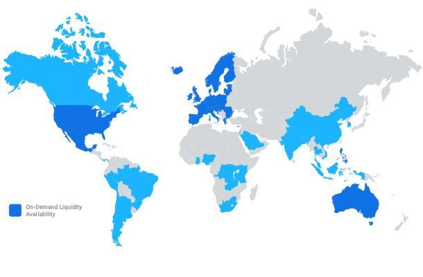 RippleNet funguje už v 70 zemích, každý týden přibývá jedna nová