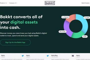 Bakkt získal 300 milionů dolarů na novou kryptoměnovou aplikaci