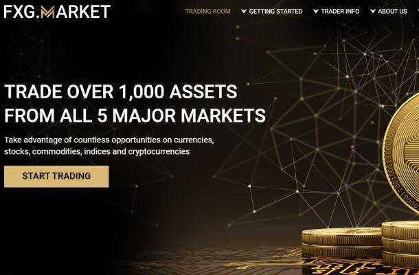 Varování před FXG.Market, 247 First Invest, KeyOnCapital, Procloud Options a dalšími