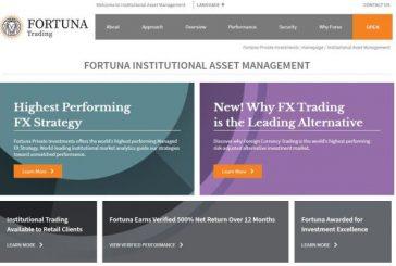 Pozor na Fortuna Trading / Fortuna Private