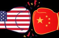 USA - Čína