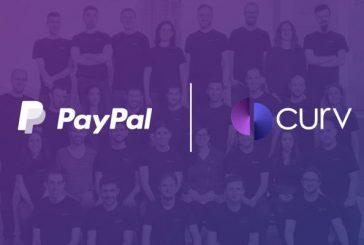 PayPal koupil kryptoměnovou firmu Curv