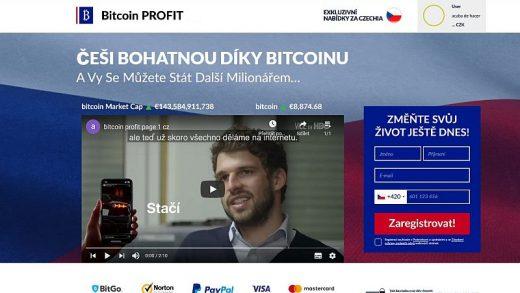 Recenze Bitcoin Profit